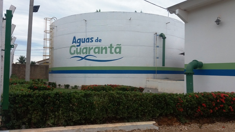 Águas de Guarantã descumpre acordo com Ministério Público e ...